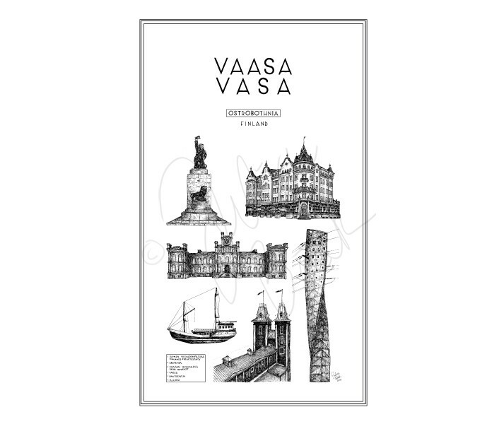 Vasa by Julia Bäck kuva